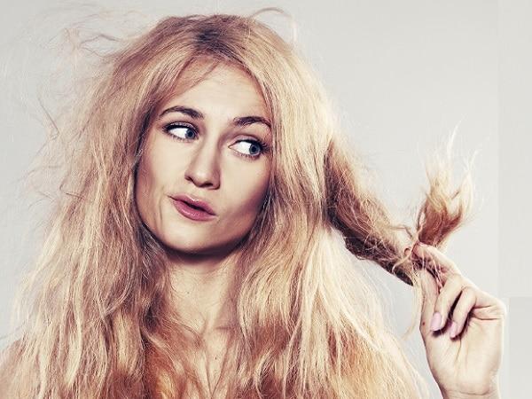 cabello seco