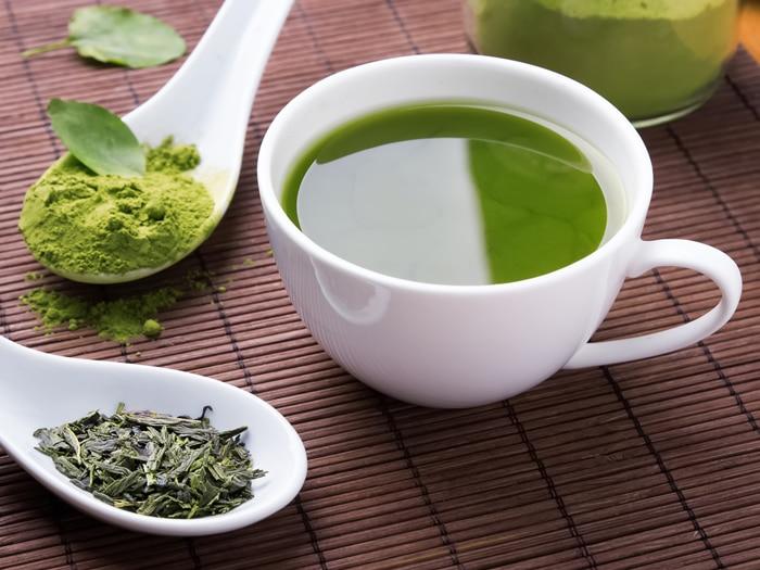 Té verde para la artritis