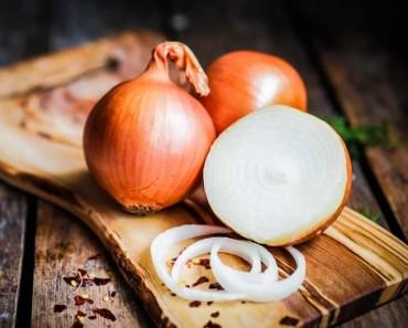 La cebolla, un alimento con muchos beneficios saludables