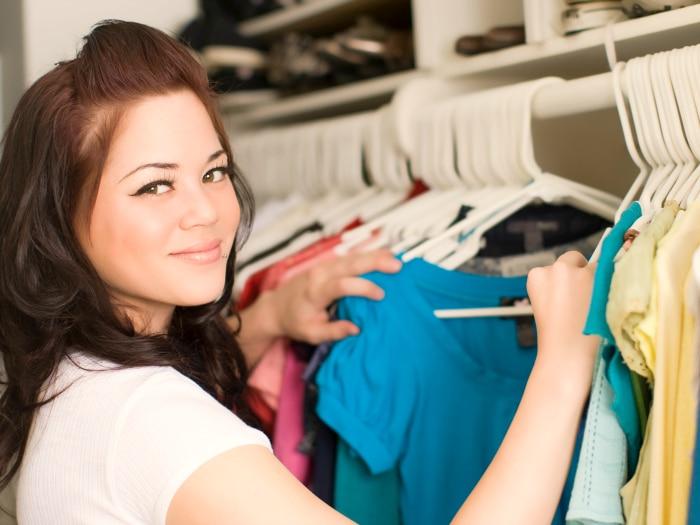 usos del desodorante, ambientador armarios