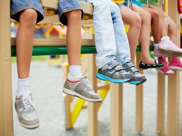 ¿Cuál es el mejor calzado para los niños?