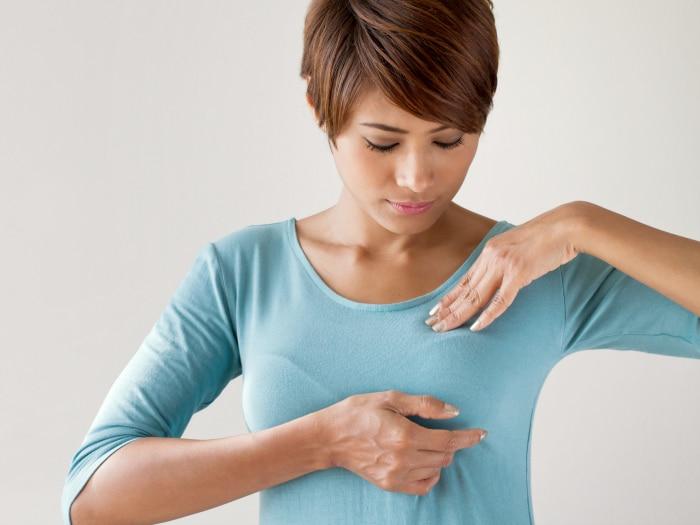 usos del desodorante, sudor pechos