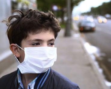Salud y contaminación niños