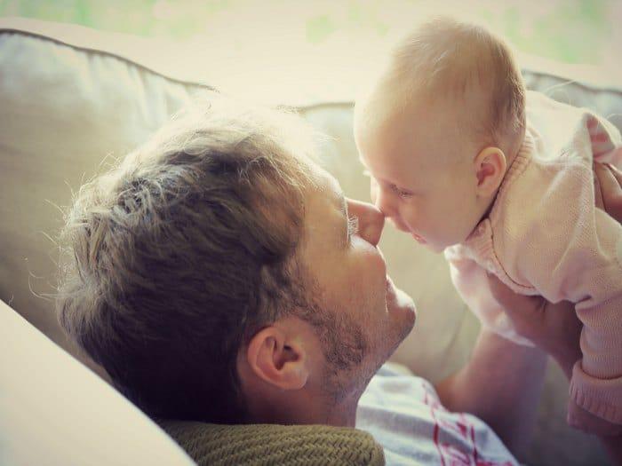 La edad del padre también es importante