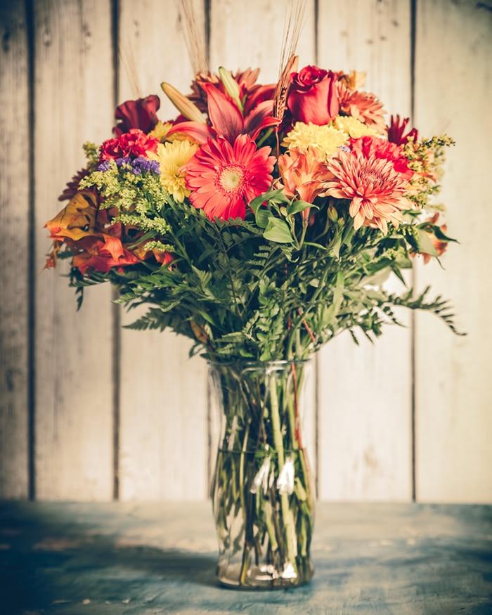 Cómo hacer que las flores duren más