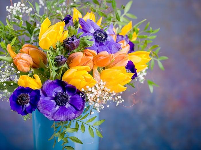Cómo conservar flores frescas más tiempo