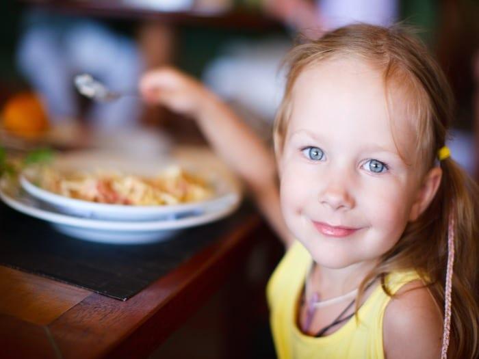 Alimentos para el cerebro de los niños