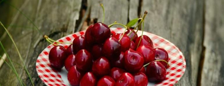 Beneficios para la salud de las cerezas