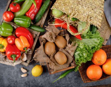 Alimentos ricos en vitamina C, más allá de la naranja