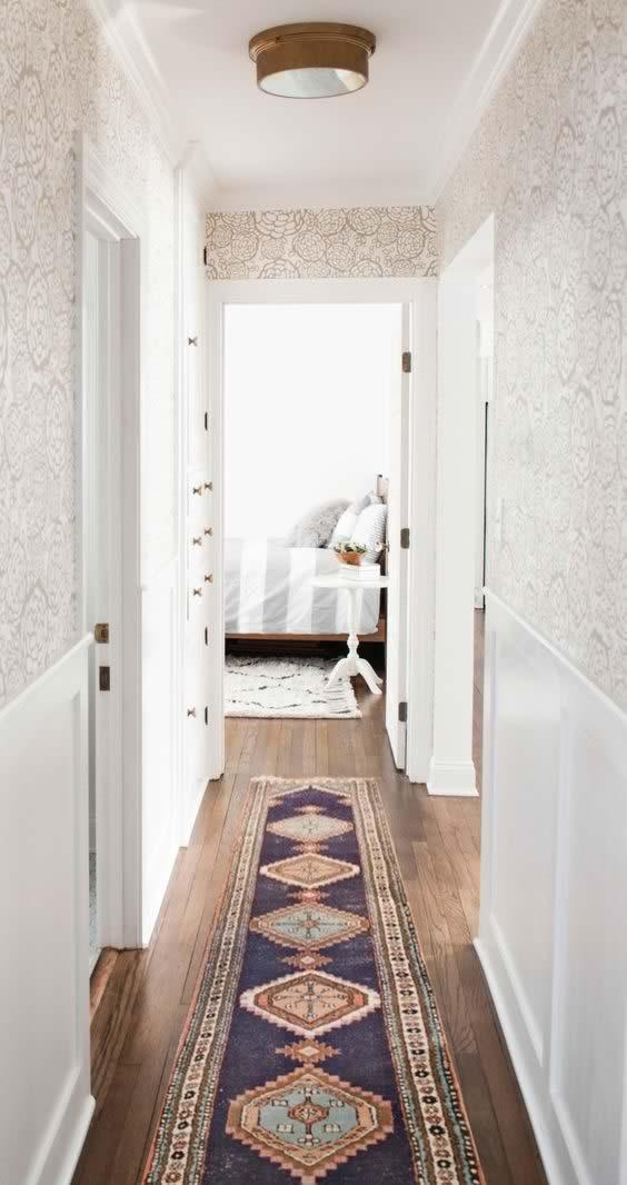 C mo elegir una alfombra para recibidores y pasillos for Alfombras para pasillos
