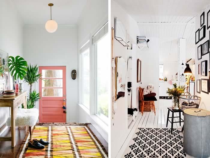 C mo elegir una alfombra para recibidores y pasillos - Alfombras para recibidores ...