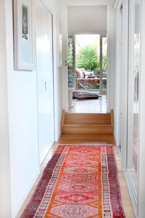 C mo elegir una alfombra para recibidores y pasillos - Alfombras pasillo ...
