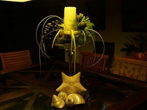 Adornos de mesa decoracion en el hogar for Adornos hogar