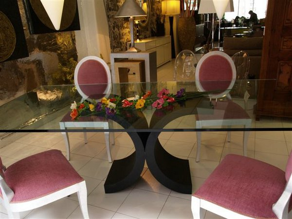 Comedores decoracion en el hogar for Comedores clasicos modernos