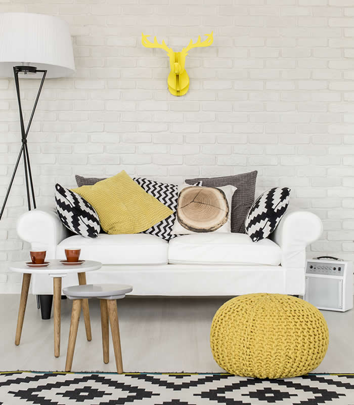 Cómo elegir un sofá para el salón