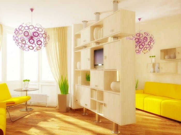 Dar m s color a un sal n decoracion en el hogar - Salon de colores ...