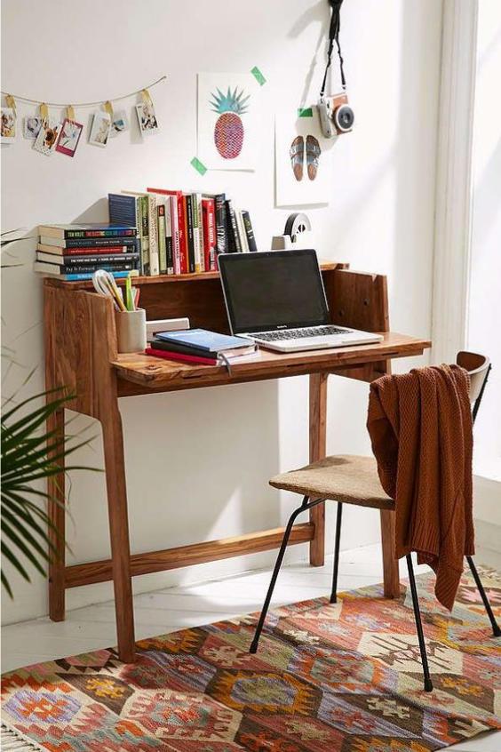 Oficina pequeña en casa ideas