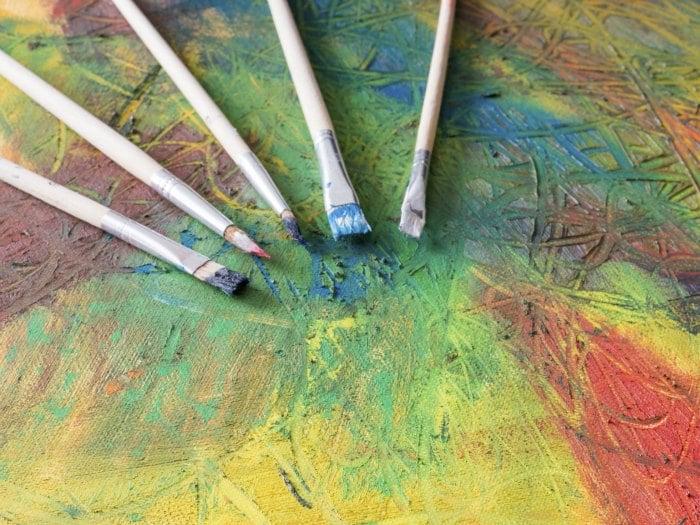 Elegir arte para el hogar - Decoracion en el hogar