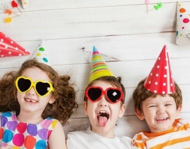 decoración de fiestas infantiles chicos