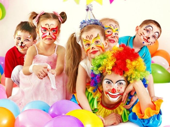 decoración de fiestas infantiles disfraces