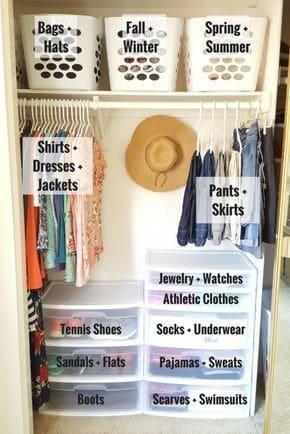 Ideas ordenar habitación niños
