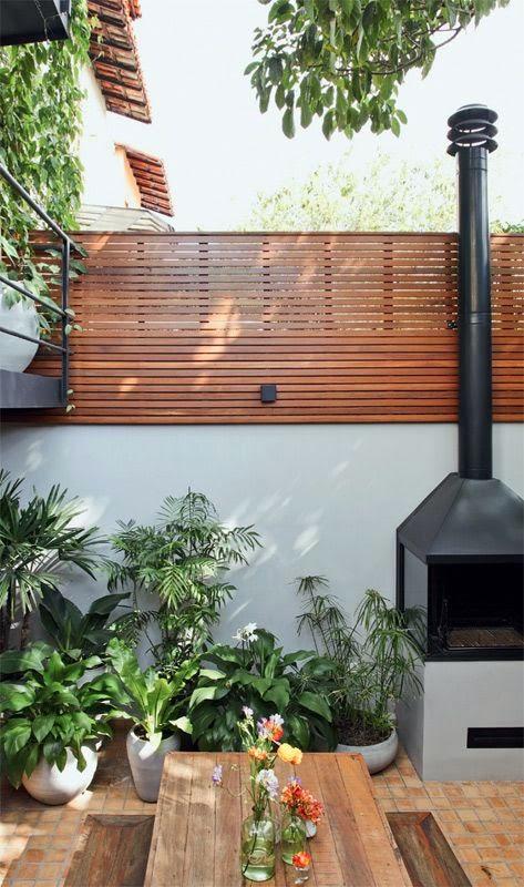Decoraci n de terrazas y jard n decoracion en el hogar - Decoracion en jardines ...