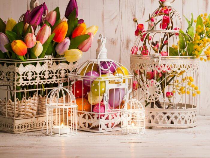 Decoraci n de hogar en primavera decoracion en el hogar for Adornos para hogar