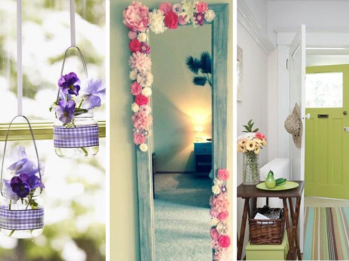 ideas decorar en primavera
