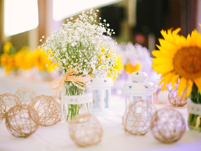 Organizaci n de una boda original decoracion en el hogar for Adornos de decoracion para el hogar
