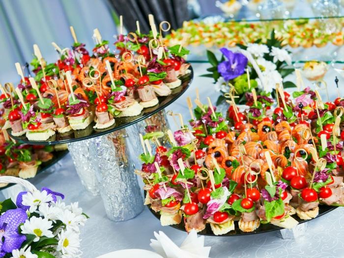 Buffet bodas