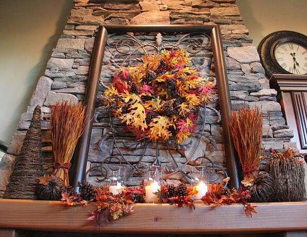 Ideas para decorar en Otoño  Decoracion en el hogar