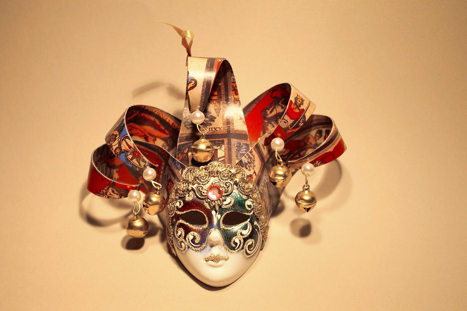 Decoraci n carnaval decoracion en el hogar - Mascaras venecianas decoracion ...