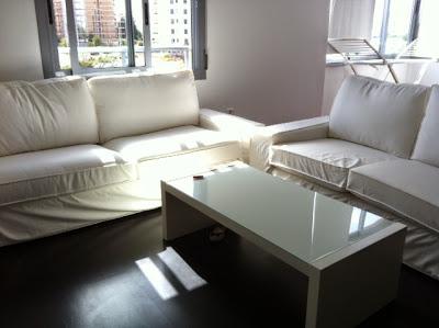 Decorar piso peque o ikea decoracion en el hogar - Salon pequeno ikea ...