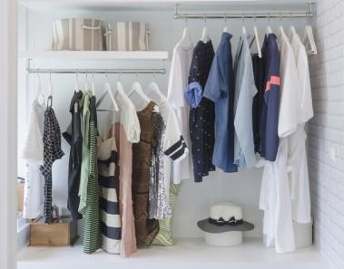 5 pasos sencillos para organizar tu armario