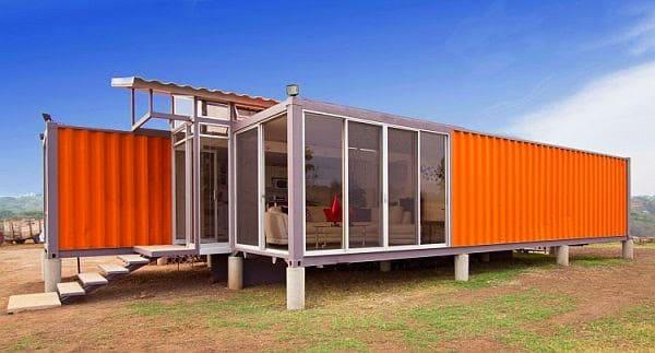 10 bell simas casas hechas de contenedores decoracion en - Casas prefabricadas contenedores ...