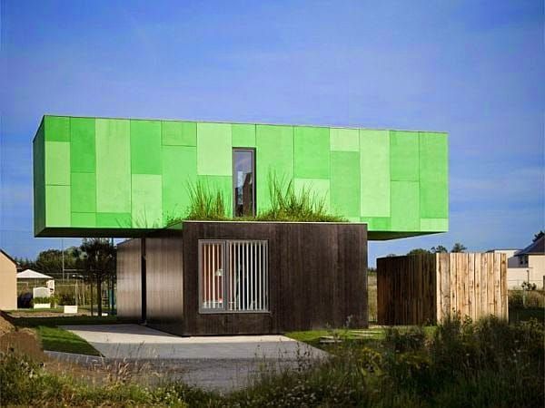 10 bell simas casas hechas de contenedores decoracion en - Diseno de casas con contenedores ...