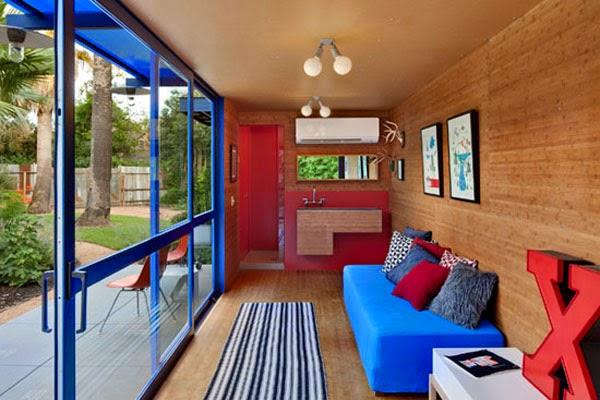 10 bell simas casas hechas de contenedores decoracion en - Casas hechas de contenedores ...
