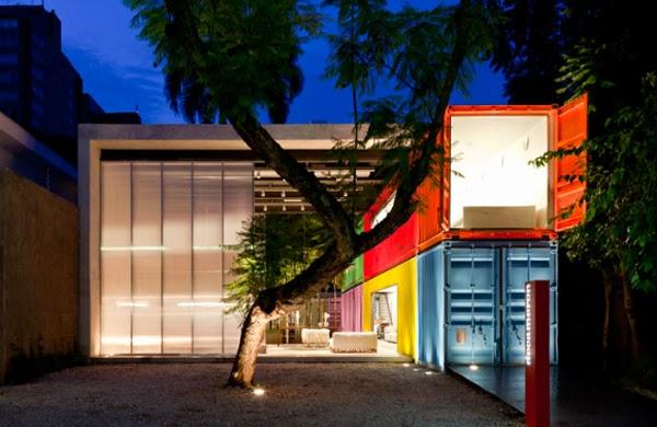 10 bell simas casas hechas de contenedores decoracion en - Contenedor maritimo precio ...