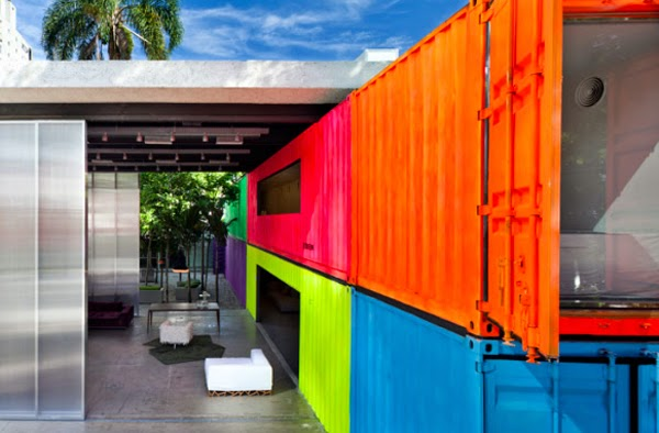 10 bell simas casas hechas de contenedores decoracion en el hogar - Contenedores vivienda ...