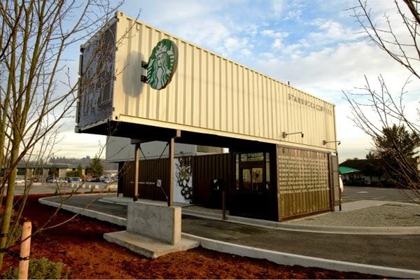 la idea de construir este surgi de la intencin de aprovechar los que tanto usan para distribuir su caf alrededor del mundo