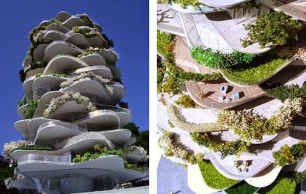 20 ideas sorprendentes para hacer jardines verticales en casa ...
