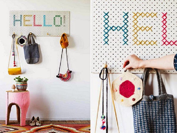 Decoraci n con pegboards 14 ideas incre blemente for Hacer decoraciones para el hogar