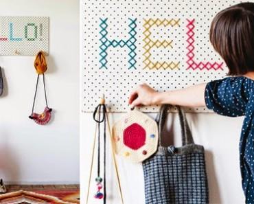 Pegboards, los tableros decorativos que necesitas para tener todo organizado