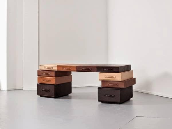 5 ejemplos inspiradores de mobiliario reciclado - Decoracion en el hogar