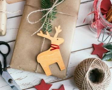 15 Ideas de decoración navideña ecológica