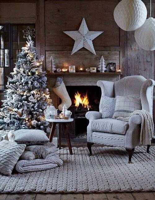 Decorar Salon Navideno.8 Ideas Para Decorar Tu Salon Estas Navidades Decoracion