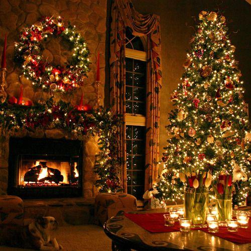 8 Ideas para decorar tu salón estas Navidades