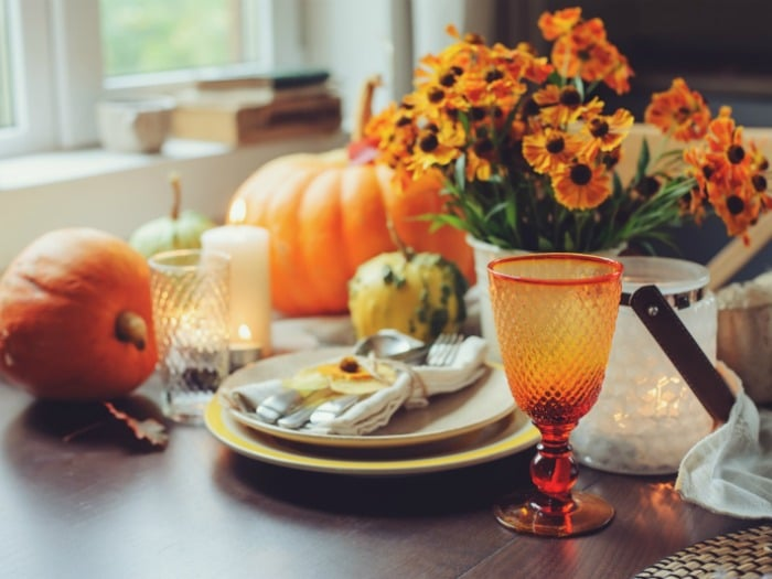 9 Ideas de decoración Thanksgiving (Acción de Gracias)