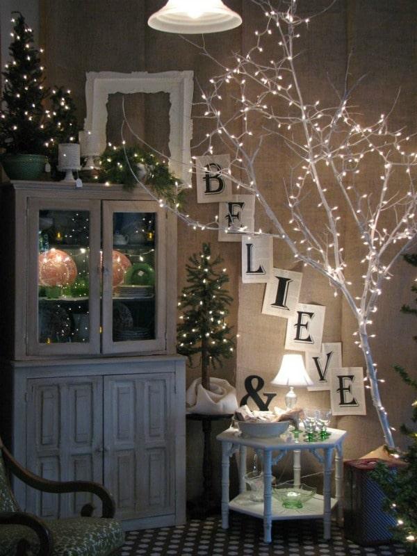 13 Ideas originales y baratas para decorar tu casa esta Navidad en ...