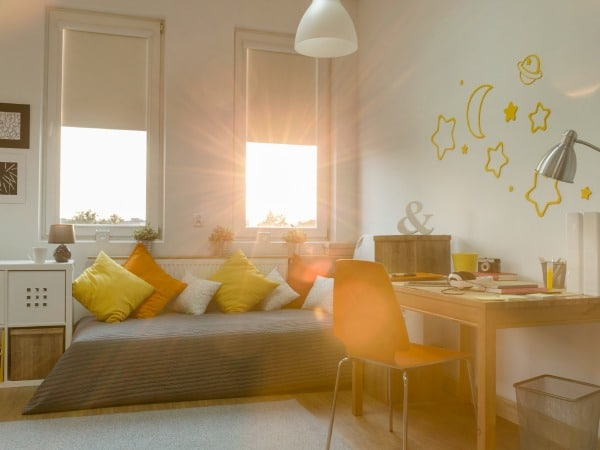 Cómo decorar y organizar el cuarto de los niños - Decoracion en el hogar